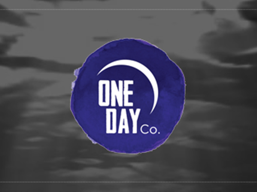 One Day Company website header
